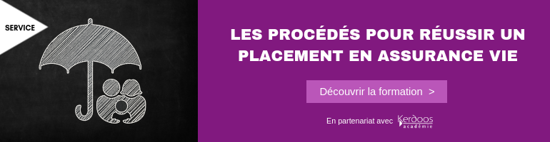 Formation placement assurance Vie